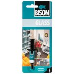 Bison GLASS, adeziv lipire si reparare sticla - 2ml