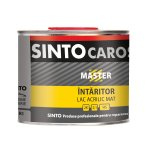 INTARITOR LAC  reparatii caroserie auto MASTER MAT, Sinto - 500ml