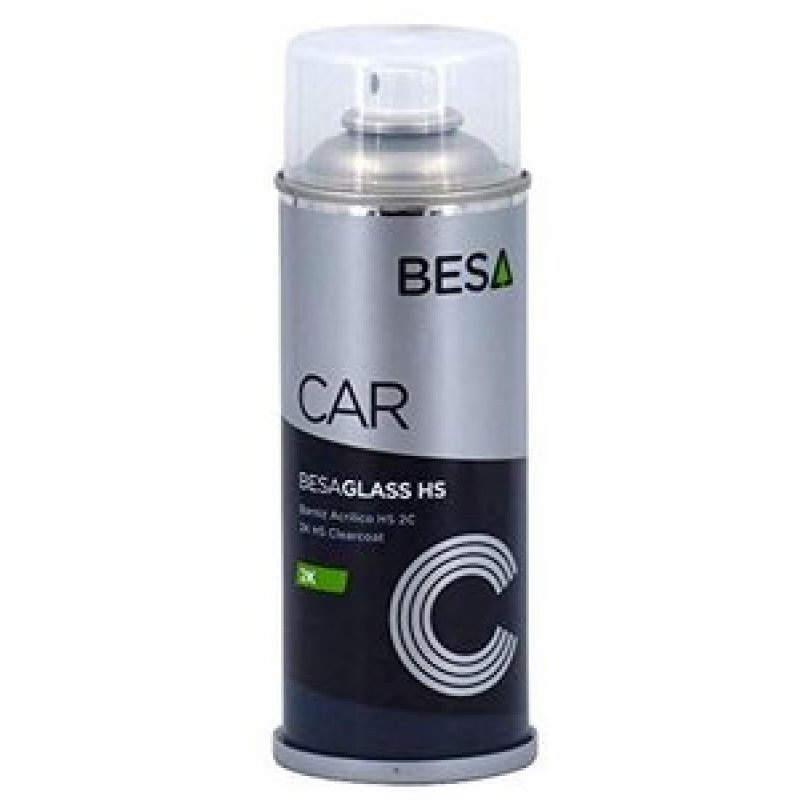 Spray fond bare - BESA - GRI - 400ml